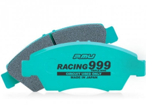 Project Mu Racing 999 Brake Pads (Front) - Honda Civic Type R FK8 17+