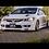 Thumbnail: Speedzone Tilting Relocator License Plate Frame Holder Carbon Fiber Look Glossy