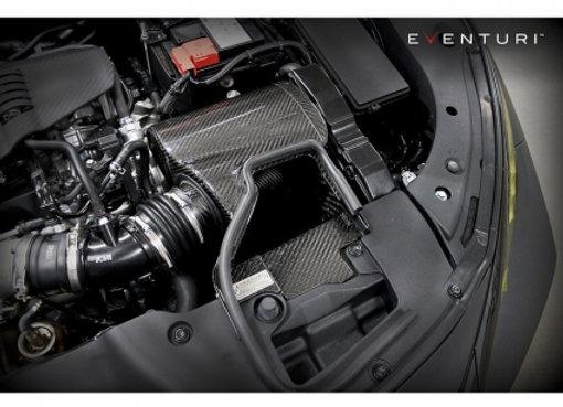 Eventuri Black Carbon Intake - Honda Civic Type R FK8 17+