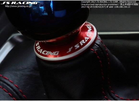 J's Racing Shift Boot Ring - Honda Civic Type R FK8 17+