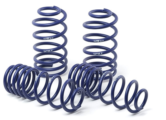 "H&R SPORT SPRINGS: ACCORD 18-19 Note: Lowers vehicle 1.2"" front & 1.2"" rear."