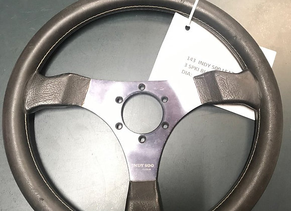 Original Used Indy500 Steering Wheel
