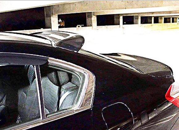 Speedzone Rear Roof Visor Accord 4dr 08 09 10 11 12 (Round)