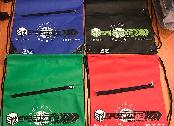 SZ Sports Drawstring Backpack Bag
