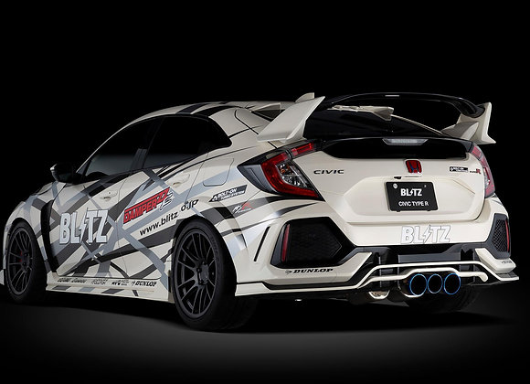 BLITZ NUR-SPEC: CIVIC TYPE R FK8 19-20 (CUSTOM EDITION VSR)