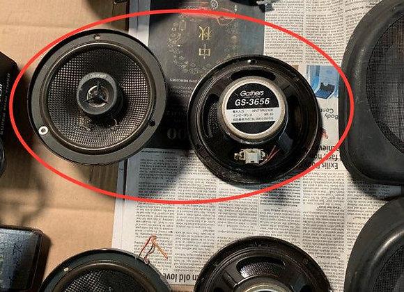 "JDM Honda Gathers 6.5"" Speakers OEM GS-3656"
