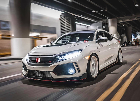 EIBACH SPORTLINE: CIVIC TYPE R 17-19