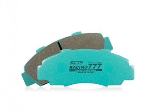 Project Mu Racing 777 Brake Pads (Front)  -Honda Civic Type R FK8 17+