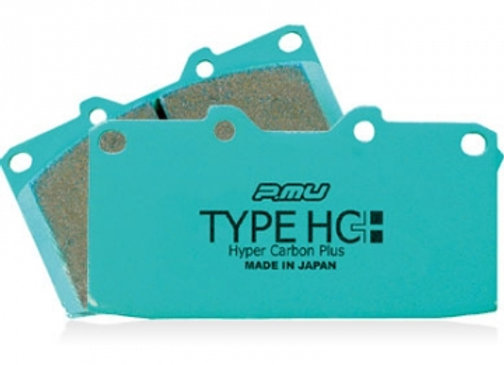 Project Mu HC+ Brake Pads (Rear) - Honda Civic Type R FK8 17+