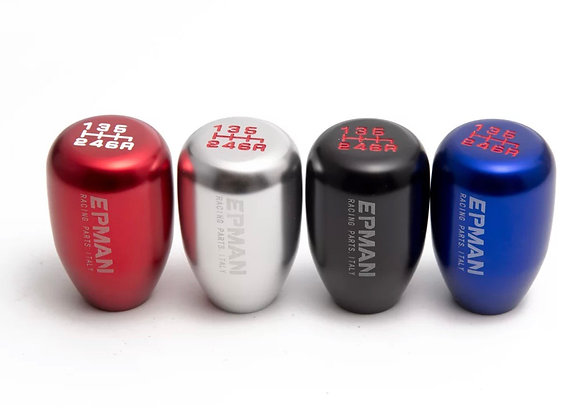 Epman Sports Universal Racing 6 Speed Shift Knob