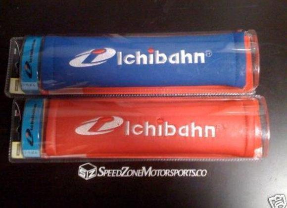 JDM Ichibahn Racing Seat Belts Pads Sale!!! Blue