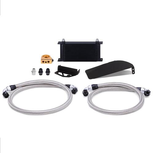 Mishimoto Oil Cooler Kit Civic Type R 17 18 Black