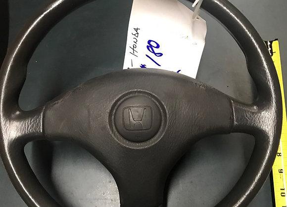 JDM EDM Honda EK Civic Steering Wheel CTR EK4 Type R SIR EK9 EM1 Vti non-SRS