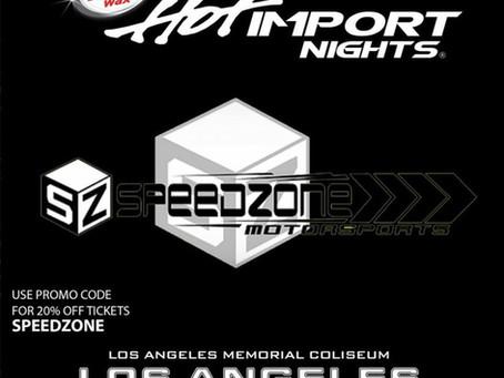 Hot Import Nights 3-30-19