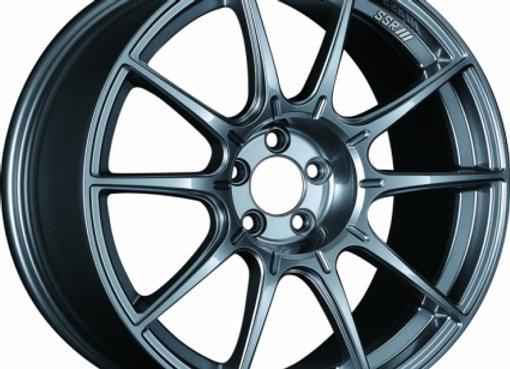 SSR GTX01 Wheel - 19x9.5 / 5x120 / Offset +38