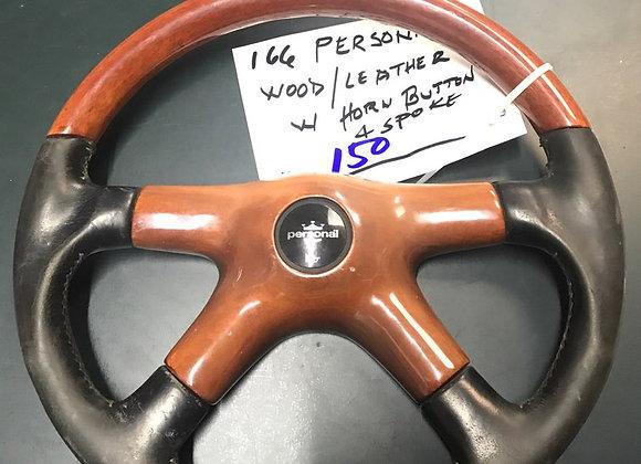 Original Used Personal Steering Wheel 166