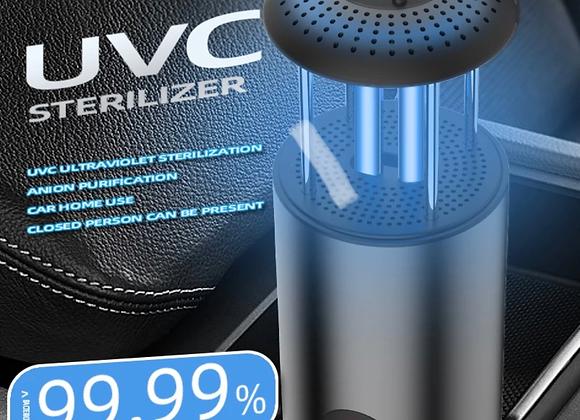 Eliminate Virus Odor Air Ionizer Ozone Generator pm2.5 Air Purifier