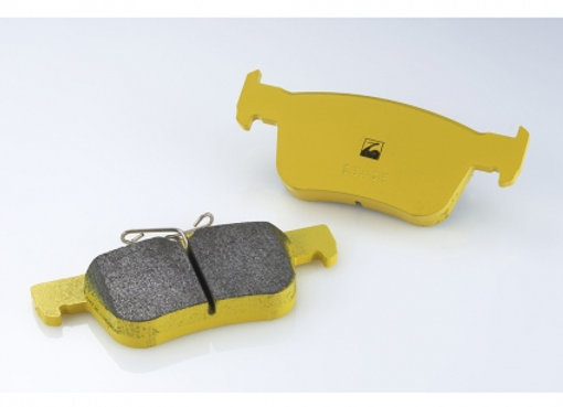 Spoon Sports Brake Pad (Rear) - Honda Civic Type R FK8 17+