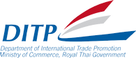 sun expo services, exhibition logistics thailand, organizers, Department of International Trade Promotion, DITP