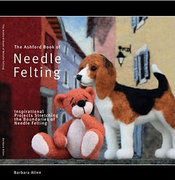 Ashfrod book of needle felting