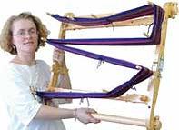 Kromski Harp hátoldala felvetőkeret