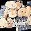 Thumbnail: Great Jumbo szett Kromski Minstrel rokkához