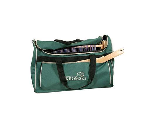 Párnázott táska Kromski Harp szövőkerethez