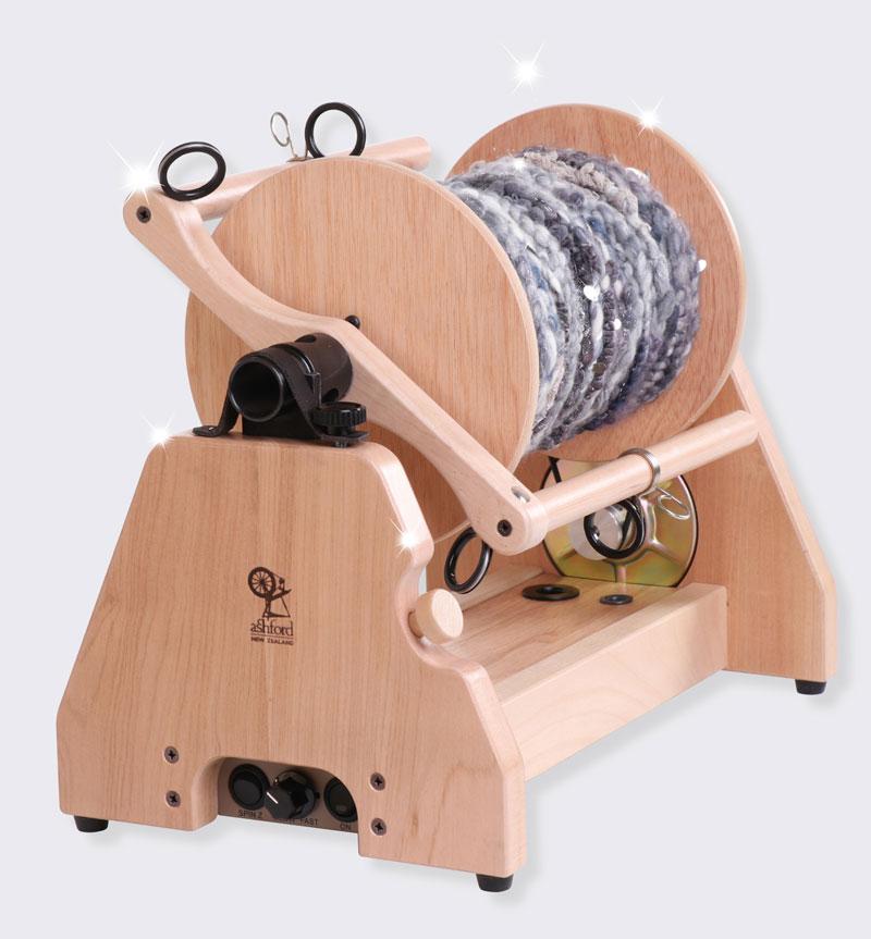 Ashford Jumbo e-spinner