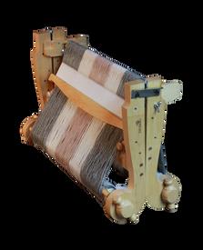 Kromski Harp Fore szövőkeret összecsukva