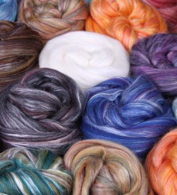 Ashford selyem-merinó szalaggyapjú