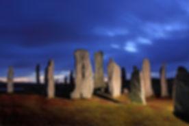 Callanish Standing Stones at night.jpg