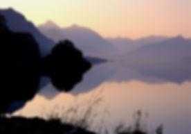 Loch Duich and Kintail Mountains- dawn.j