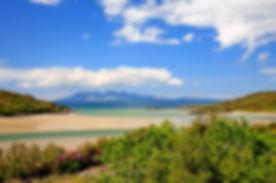 Morar Sands and island of Rum.jpg