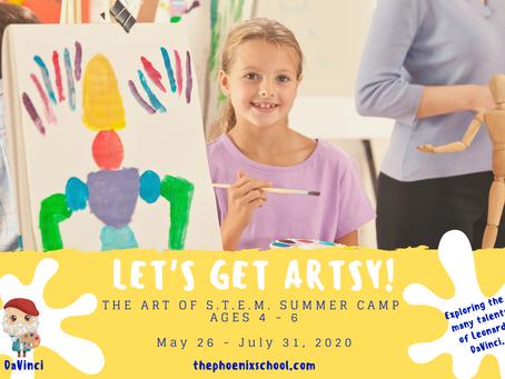 Phoenix School Summer Camp