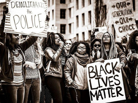 Black Lives Matter: An Open Letter