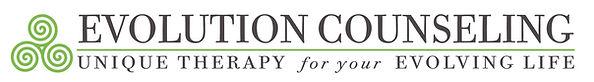 Evolution Counseling Bodoni Font logo fi