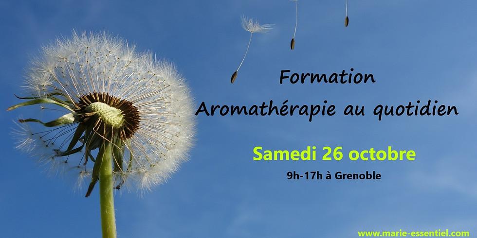Atelier Aromathérapie