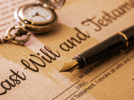 5 Myths of Personal Wills