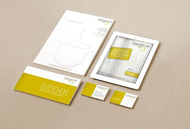 Logo erstellen visitenkarten briefpapier flyer Schlüchtern