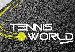 Logogestaltung Tennisworl