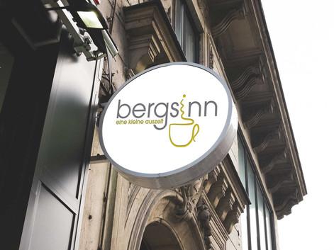 CAFÉ BERGSINN | LOGODESIGN