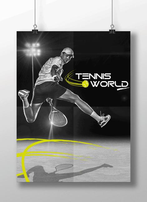 TENNISWORLD | CORPORATE DESIGN