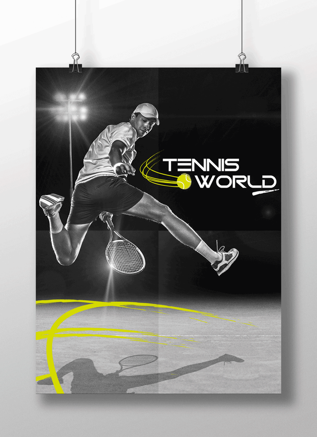 TENNISWORLD | CORPORATE DESIGN