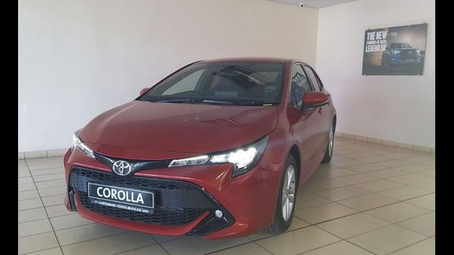 2020 Toyota Corolla 1.2T XS (5-Door)
