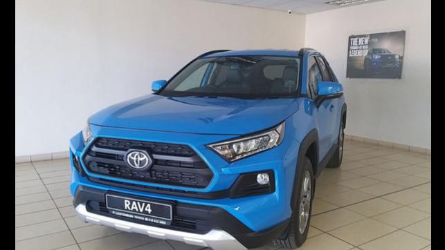 2019 Toyota Rav 4 2.0 GX-R CVT AWD