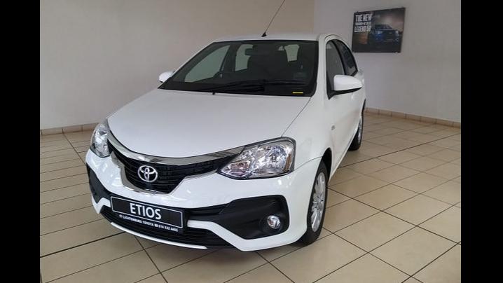 2020 Toyota Etios 1.5 Xs 5dr