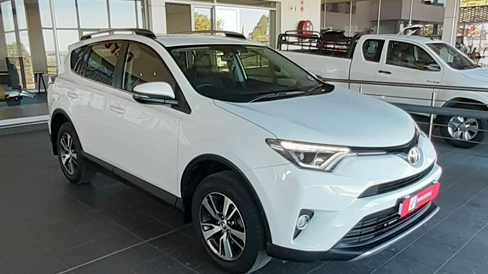 2017 Toyota Rav 4 2.2D GX Manual