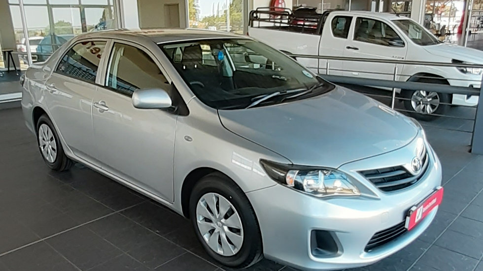 2017 Corolla Quest 1.6 AT