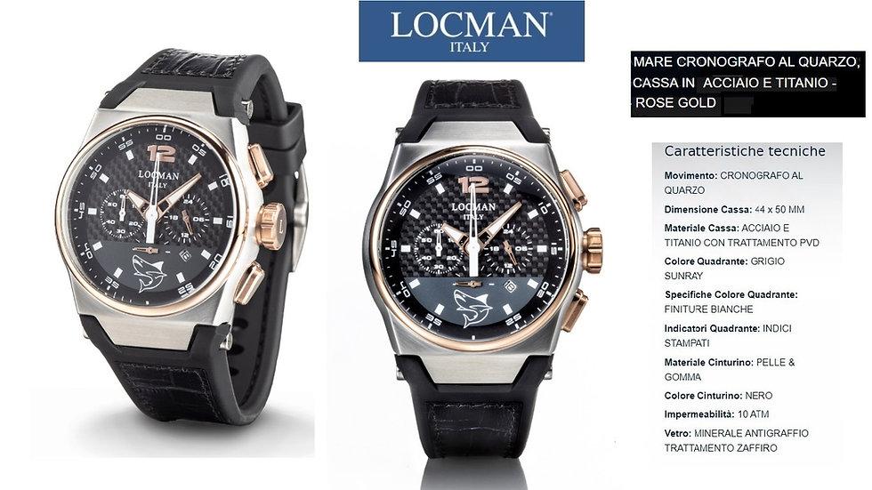 Locman - linea Mare cronografo