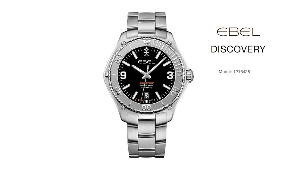Ebel - Discovery
